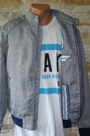 Мужская куртка-бомбер от Зара Испания - Зара ZR0535k-cl-L #2