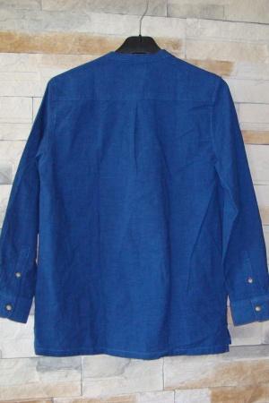Модная рубашка для мальчика (Зара) - Зара ZR0545-cl-140 #2