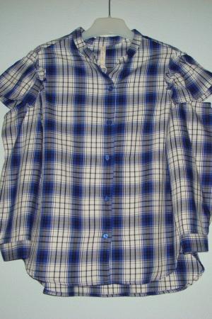 Модная рубашка для девочки от Зара (Испания) - Зара ZR0551-cl-128