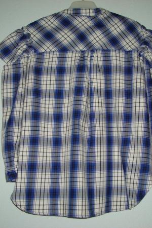 Модная рубашка для девочки от Зара (Испания) - Зара ZR0551-cl-128 #2
