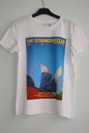 Женская стильная футболка Зара (Испания) - Зара ZR0580-cl-S