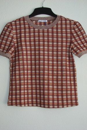 Летняя женская футболка Зара - Зара ZR0604-cl-S