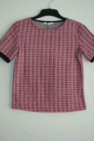 Женская футболка от Зара Испания - Зара ZR0607-cl-S