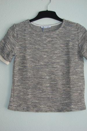 Красивая женская футболка от Зара (Испания) - Зара ZR0608-cl-S