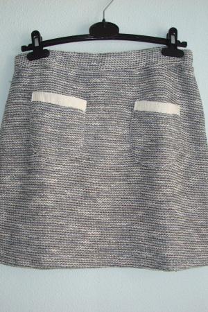 Трикотажная юбка от Зара (Испания) - Зара ZR0612-cl-М