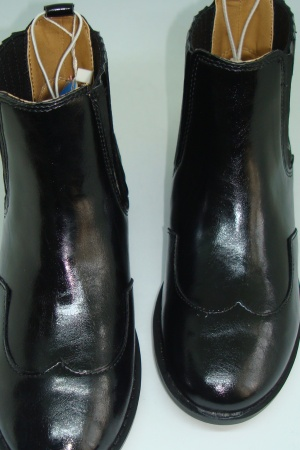 Стильные ботинки-челси для девочки от Зара - Зара ZR0631-sh-33