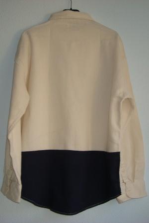 Бежевая рубашка для мальчика от Зара  - Зара ZR0636-cl-152 #2