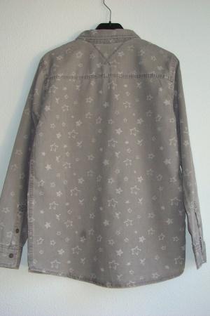 Модная рубашка для мальчика от Зара  - Зара ZR0637-cl-152 #2