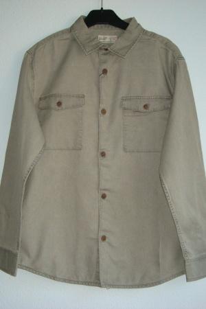 Рубашка для мальчика от Зара Испания - Зара ZR0638-cl-152