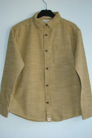 Оригинальная рубашка для мальчика от Зара Испания - Зара ZR0639-cl-164