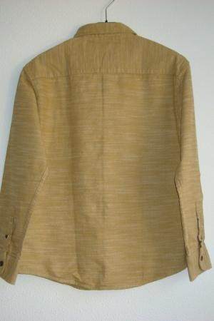 Оригинальная рубашка для мальчика от Зара Испания - Зара ZR0639-cl-164 #2