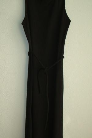 Красивое черное платье от Зара (Испания) - Зара ZR0655-cl-S