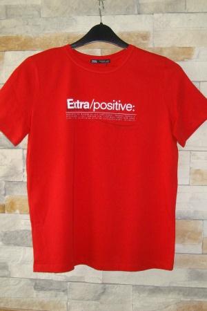 Оригинальная женская футболка Зара - Зара ZR0672-cl-M