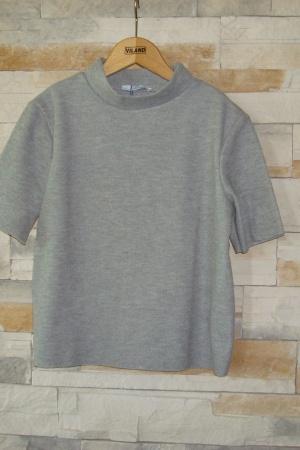 Ультрамодная женская футболка Зара Испания - Зара ZR0695-cl-S