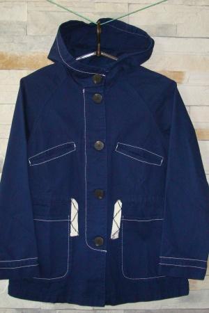 Куртка парка для девочки от Зара Испания - Зара ZR0701-cl-152