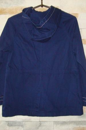 Куртка парка для девочки от Зара Испания - Зара ZR0701-cl-152 #2