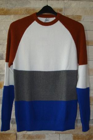 Стильный мужской свитер Зара (Испания) - Зара ZR0709-cl-L
