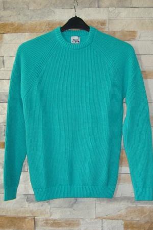 Теплый мужской свитер Зара  - Зара ZR0712-cl-S