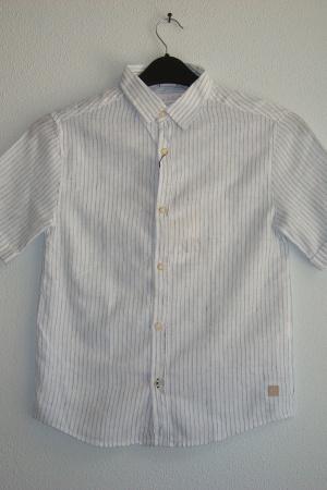 Рубашка для мальчика от Зара Испания - Зара ZR0715-сl-134