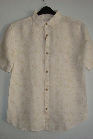 Легкая рубашка для мальчика от Зара - Зара ZR0721-cl-164
