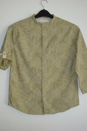 Модная рубашка для мальчика Зара - Зара ZR0722-cl-152