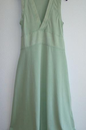 Супер стильное трикотажное женское платье от   Зара (Испания) - Зара ZR0780-cl-S