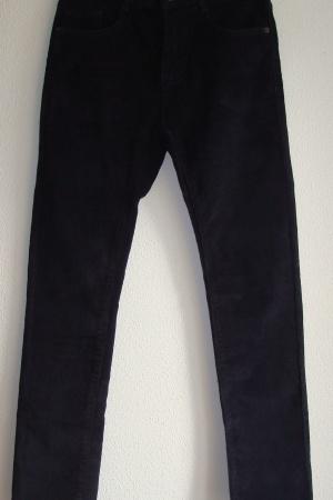 Стильные вельветовые джинсы для мальчика от Зара (Испания) - Зара ZR0785*-cl-152
