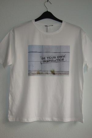 Женская футболка от Зара (Испания) - Зара ZR0794*-cl-М
