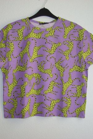 Модная женская футболка Зара  Испания - Зара ZR0806-cl-S