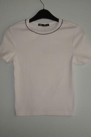 Стильная женская футболка от  Зара - Зара ZR0819-cl-S