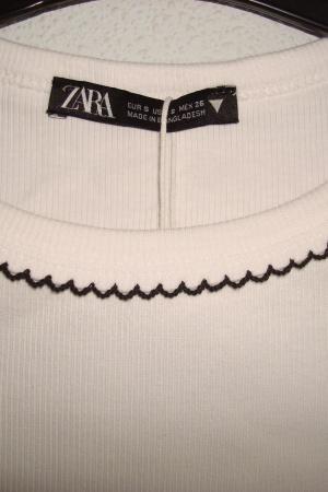 Стильная женская футболка от  Зара - Зара ZR0819-cl-S #2
