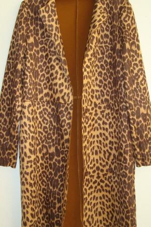 Элегантное легкое женское пальто от  Зара - Зара ZR0822-cl-S
