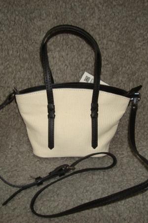 Ультра модная женская мини-сумка от Зара - Зара ZR0836-w-acs