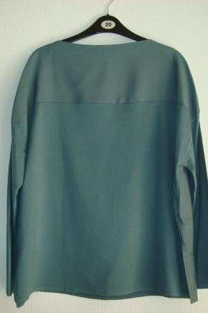 Модный женский легкий свитшот от Зарa (Испания) - Зара ZR0853-cl-S #2