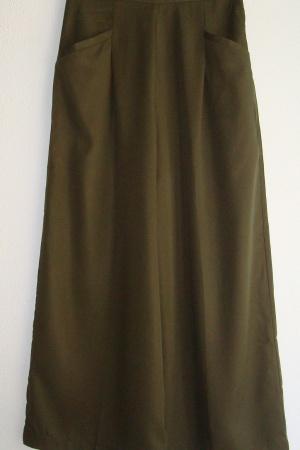 Стильные женские брюки-кюлоты от Зара (Испания) - Зара ZR0863-cl-S