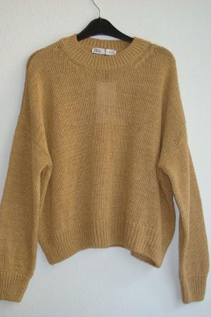Модные женские свитера   от  Зара - Зара ZR0873-cl-S