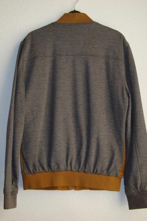 Супер стильная мужская куртка бомбер от Зара (Испания) - Зара ZR0879-cl-S #2