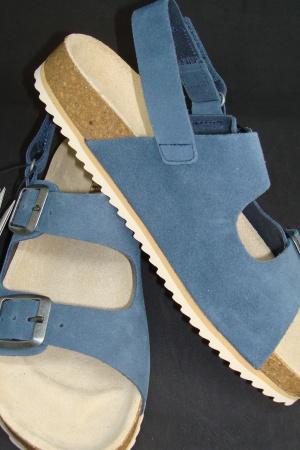 Супер стильные кожаные босоножки для мальчиков от Зара - Зара ZR0885-sh-35 #2