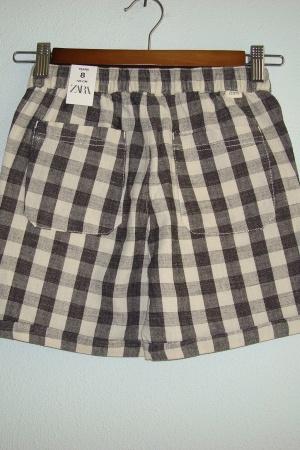 Супер стильные шорты для мальчиков от Зара - Зара ZR0887-cl-128 #2
