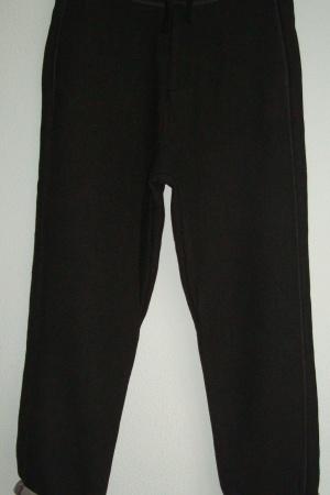 Стильные теплые штаны для мальчика-подростка от Зарa (Испания) - Зара ZR0890-cl-164