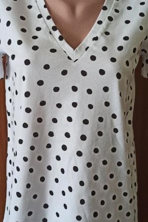 Трендовая женская футболка Зара (Испания) - Зара ZR0911-cl-S