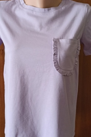 Модные женские футболки от Зарa - Зара ZR0912-cl-S