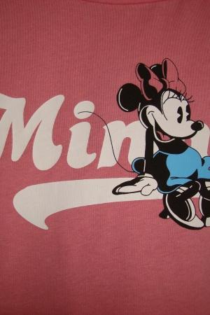 Красивые женские футболки Зара & Minnie Mouse - Зара ZR0938-cl-S #2