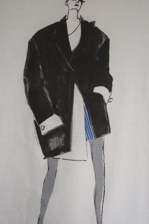 Супер стильные женские футболки от Зара (Испания) - Зара ZR0947-сl-S #2