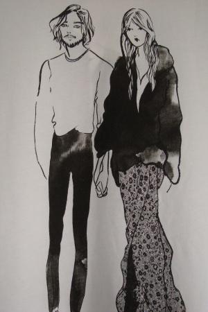 Модные женские футболки от Зара (Испания) - Зара ZR0948-сl-S #2