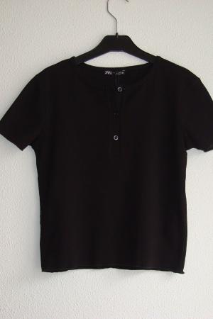 Женская футболка топ от Зара (Испания) - Зара ZR0951-cl-S