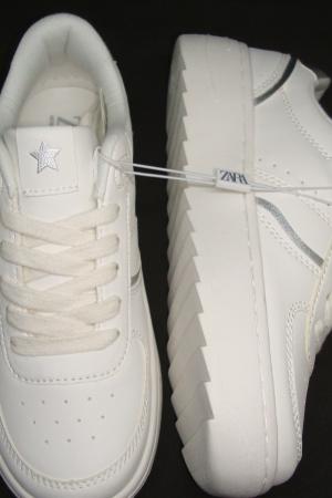 Стильные повседневные кроссовки для девочек от Зара (Испания) - Зара ZR0961-sh-35 #2