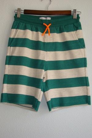 Стильные трикотажные шорты для мальчиков от Зара (Испания) - Зара ZR0977-cl-140