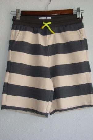 Модные трикотажные шорты для мальчиков от Зара (Испания) - Зара ZR0978-cl-140
