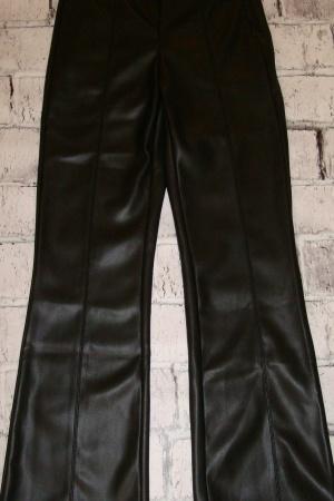 Леггинсы кожаные женские Zara Испания - Зара ZR1020-w-S